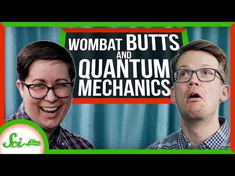 From Wombat Butts to Quantum Mechanics | SciShow Quiz Show
