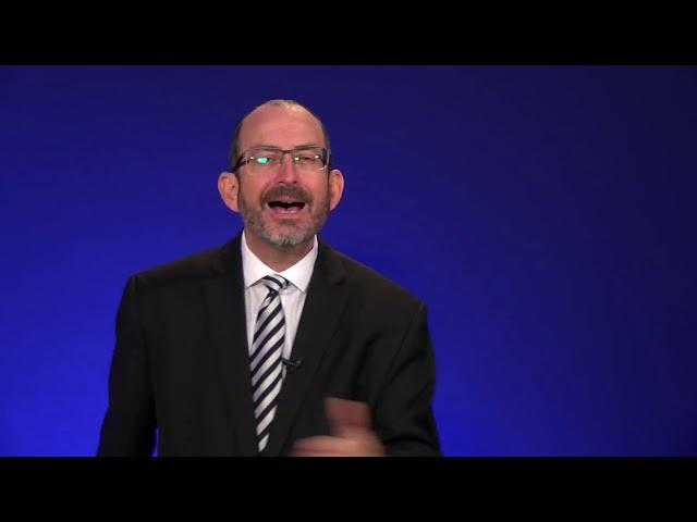 Hebreos capítulo 3 - Parte 2 - Dr. Baruch Korman
