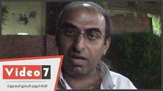 """بالفيديو .. مواطن لمحافظ القاهرة :"""" مبنعرفش ننام من ورش صقر قريش """""""