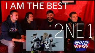 2NE1 - 내가 제일 잘 나가(I AM THE BEST) M/V (NON KPOPFAN)취한 DRUNK REACTION