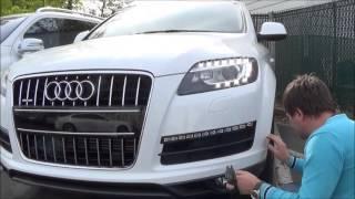 Машинаның АҚШ-тың тапсырыс беру, Audi Q7 2010 Мега Авто.