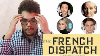 The French Dispatch Trailer - Reaction + first thoughts