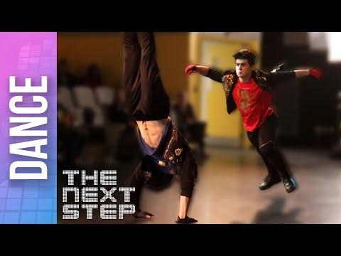 "James & Alfie ""Rivalry"" Qualifiers Duet - The Next Step Extended Dances"