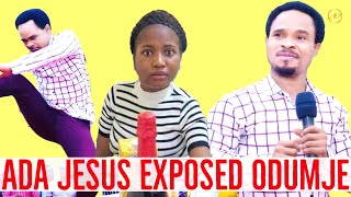 Pastor ODUMEJE Shocking Lifestyle & Why He Was SHAMED Over Ada Jesus Sickness & Passing