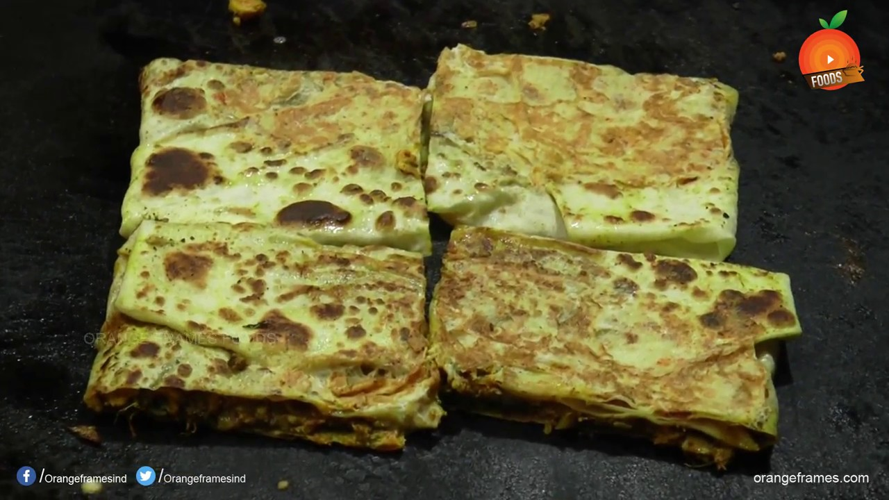 south indian paratha how to make