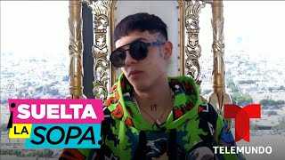 Natanael Cano habla sobre su pleito con Pepe Aguilar | Suelta La Sopa