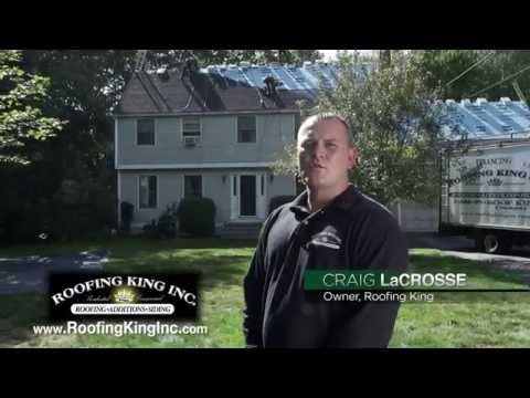 Professional Roofing Contractors Massachusetts & New Hampshire - Roofing King Inc.