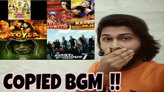 Copied bollywood BGM   Ep 5   copied theme music in bollywood   Plagiarism in bollywood music