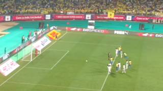 Kerala blasters vs fc goa goal