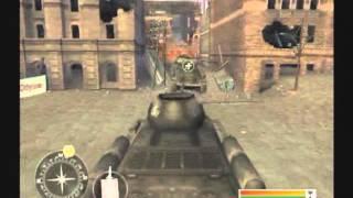 Call of Duty: Finest Hour (PS2) Scene 05- Breakdown