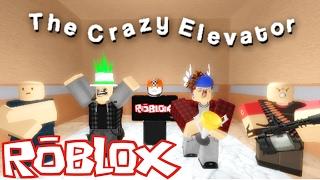 [EL] PAZZI INSORS IN ELEVATOR Roblox - Crazy Elevator