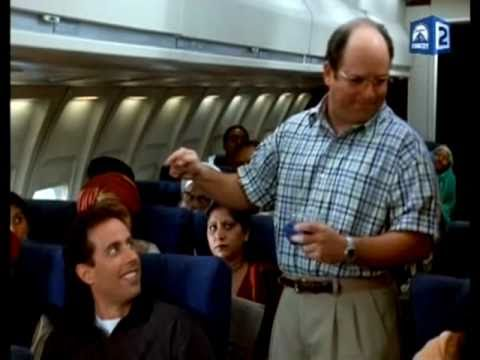 Image result for seinfeld coach to india