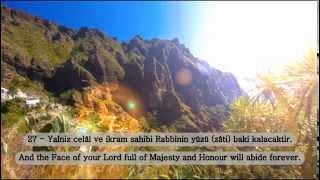 Kamer 49-55 - Rahman 1- 25 - Fatih Çollak (HD)