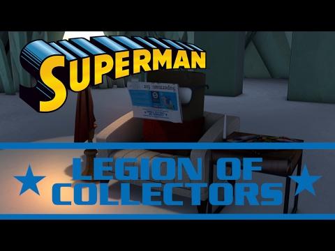 Legion of Collectors: Superman
