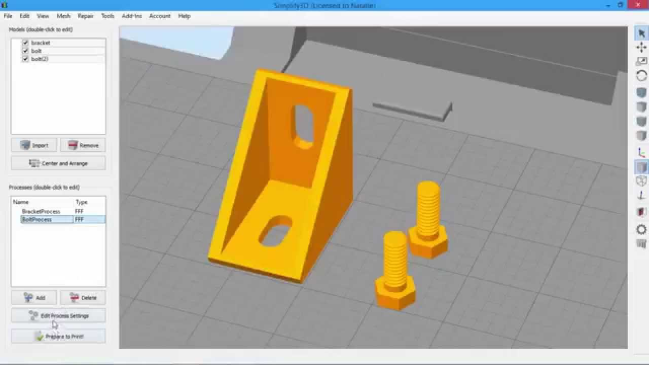 Simplify3d basic guide - 3D Printing Forum