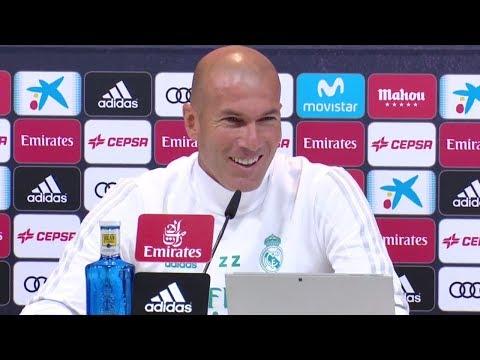 Rueda de prensa | Zidane | Alavés | Jornada 6 | Liga 2017/18