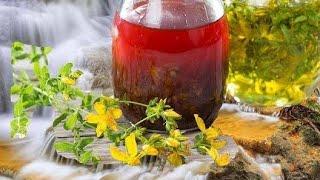 Sarı Kantaron Yağı Nasıl Yapılır Kantaron yağının faydaları Yemek Dünyamız