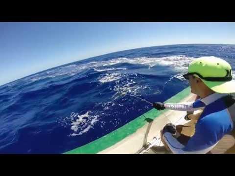 Pêche Mahi Mahi Potimarara Tony Bora Bora