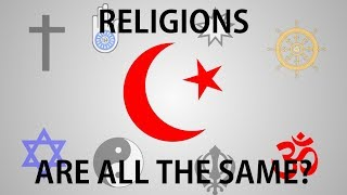 Why I Don't Criticize Other Religions Besides Islam (Although I'm an Atheist) thumbnail