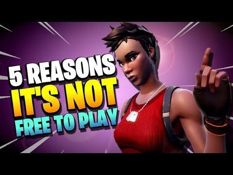 WHY ITS NOT FREE JUST YET | Fortnite Save The World Free To Play Release Date 2019 *Unconfirmed