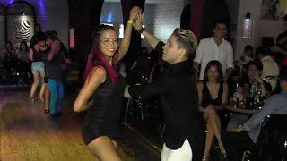Chile Salsa Bachata Festival 2015 ~ Social ~ Joanna Mancisidor & Rafael Barros