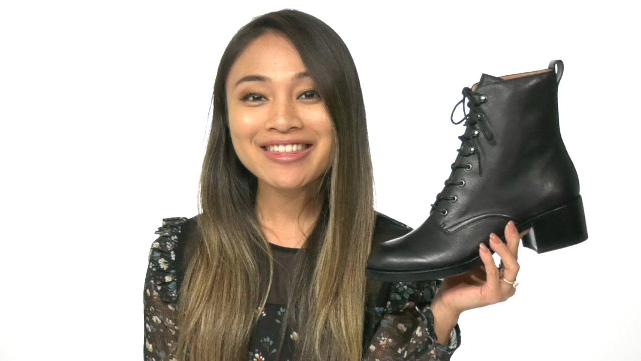 Madewell Patti Lace-Up Boot SKU