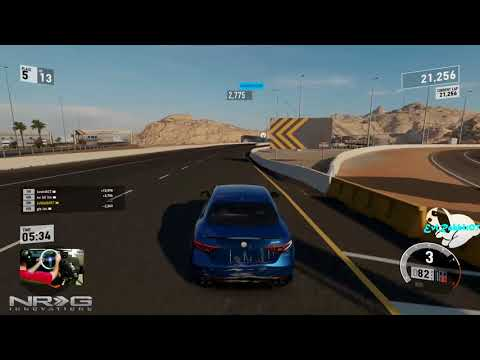 Forza 7 Car pack Drift build and banking points in a online drift hopper