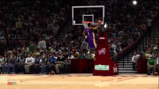 NBA2k  All Star Weekend: How to WIN the SLAM DUNK CONTEST!!!