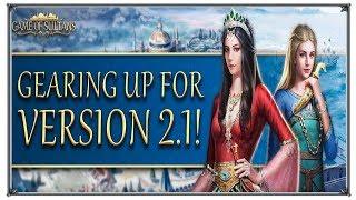 Великий Султан Версия 2.1 за углом игры андроид