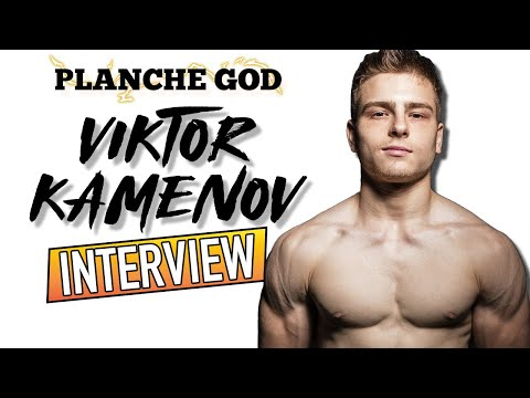 VIKTOR KAMENOV - CALISTHENICS PLANCHE GOD