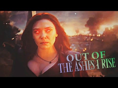 » Out Of The Ashes (wanda Maximoff | Scarlet Witch) [endgame Spoilers]