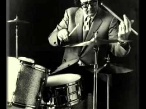 "Dave Brubeck Quartet 1963 ""Castilian Drums"" - Joe Morello Drum Solo - Carnegie Hall"