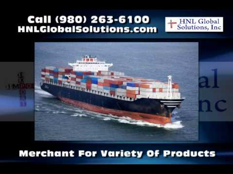 Import Export Charlotte NC -- HNL Global Solutions