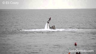 Fly board - Nice - France