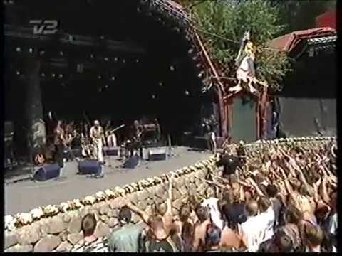 Allan Olsen live solo  & m band 1999 fra Train & Skanderborg Festival