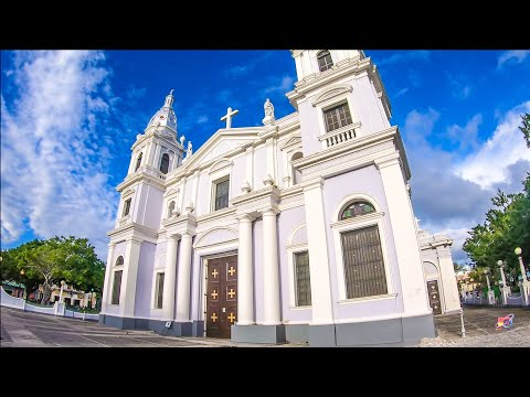 Walk Around Downtown Ponce, Puerto Rico