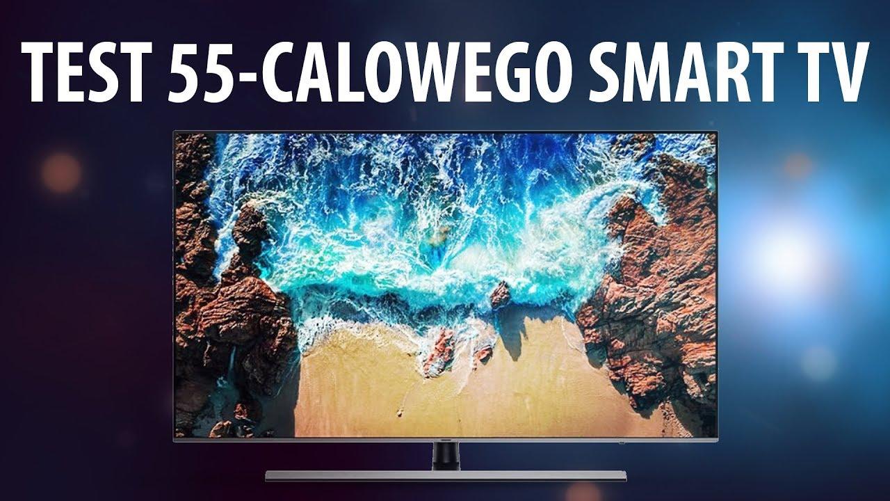 67e8c937a Test telewizora Samsung UE55NU8042 - YouTube