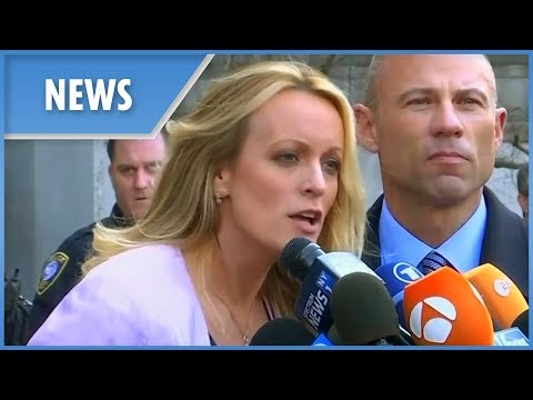 Fellow porn actress backs Stormy Daniels' claim of threat from YouTube · Duration:  4 minutes 56 seconds