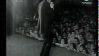 Sandro en vivo decada del 60