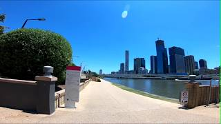 Brisbane   Walking Tour