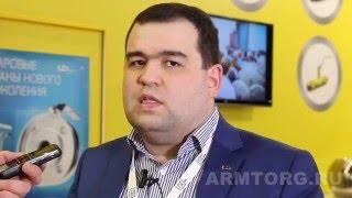 AquaTerm 2016 LD. Интервью с ком.директором Харисовым А.И. порталу Armtorg.ru