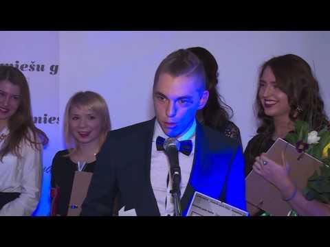 """""""Jauniešu gada balva 2015"""" Balvos"""