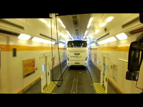 Euro Tunnel Travel