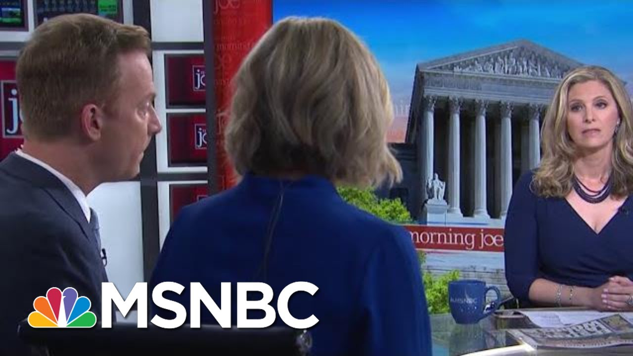 New Polling Shows Divided Country Yet Motivation To Vote | Morning Joe | MSNBC
