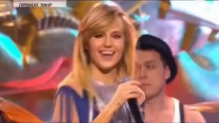 Глюк'oZa (Глюкоза) «Танцуй, Россия!» | Шоу в Вегасе, Ru.TV, 21.12.2014