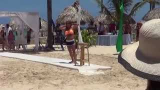 punta cana bikini contest full video majestic colonial 2013