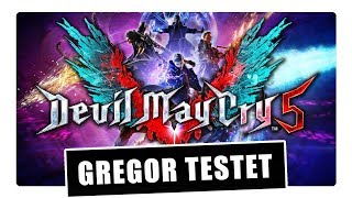 Gregor & Trant testen Devil May Cry 5 (Review / Test)
