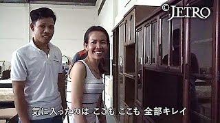 【JETRO】中古品? ユーズド・イン・ジャパン! ‐カンボジアの今を捉えたリサイクルビジネス‐