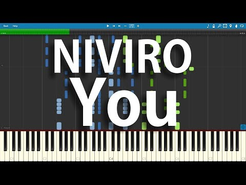NIVIRO - You | Synthesia Piano Cover