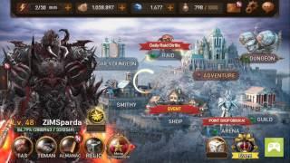 EvilBane Upgrade Mythic Raven Demonic armor (Full Mythic)